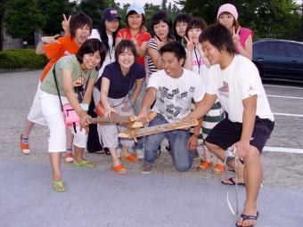 2007年度 夏季郷土学校02