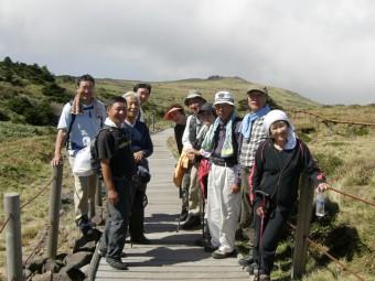漢拏山登山記02