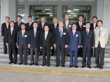 道庁、道議会、教育庁、済州市庁を表敬訪問