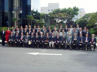 在外済州特別自治道民会総聯合会臨時総会02
