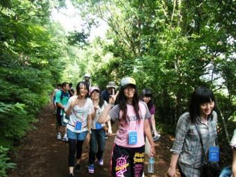 2009年度 在日同胞子女高等学生済洲文化体験