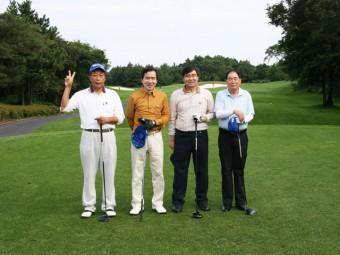 第3回ラマダプラザ済州ホテル杯ゴルフ大会