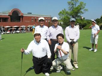 第32回 関済協ゴルフコンペ